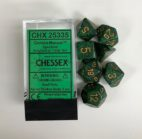 Golden-Recon-Speckled-Chessex-Dice-CHX25335